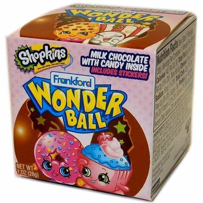 Wonder Ball Finally Made A Com... is listed (or ranked) 3 on the list The Strange Story Behind The Wonder Ball, The American Kinder Surprise Egg Of The '90s