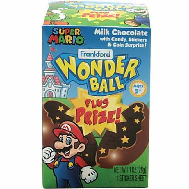 The Strange Story Behind The Wonder Ball The American Kinder