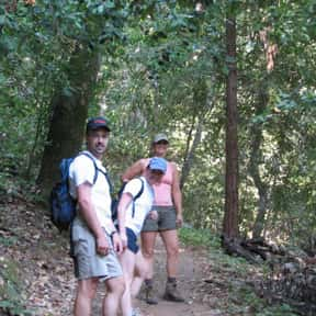Hiking is listed (or ranked) 2 on the list Things Only White People Love