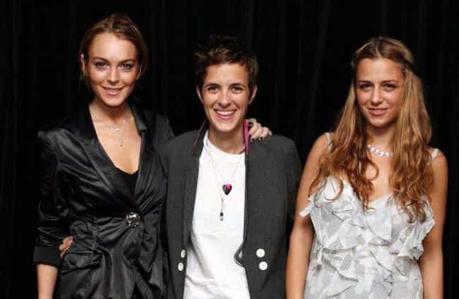 Lindsay Lohan's Father D... is listed (or ranked) 5 on the list Remember When Lindsay Lohan And Samantha Ronson Dated?
