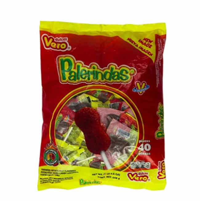 Tamarind Bolirindo Lollipops is listed (or ranked) 4 on the list Candies That Were Pulled For Being Too Dangerous
