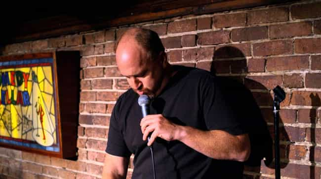 He Made Comedians Dana Min Goo... is listed (or ranked) 1 on the list What Exactly Did Louis C.K. Do?