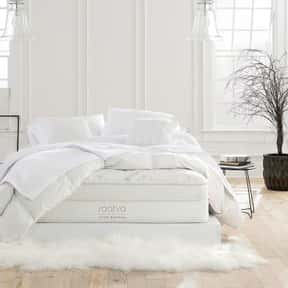 Saatva is listed (or ranked) 13 on the list The Best Mattress Brands