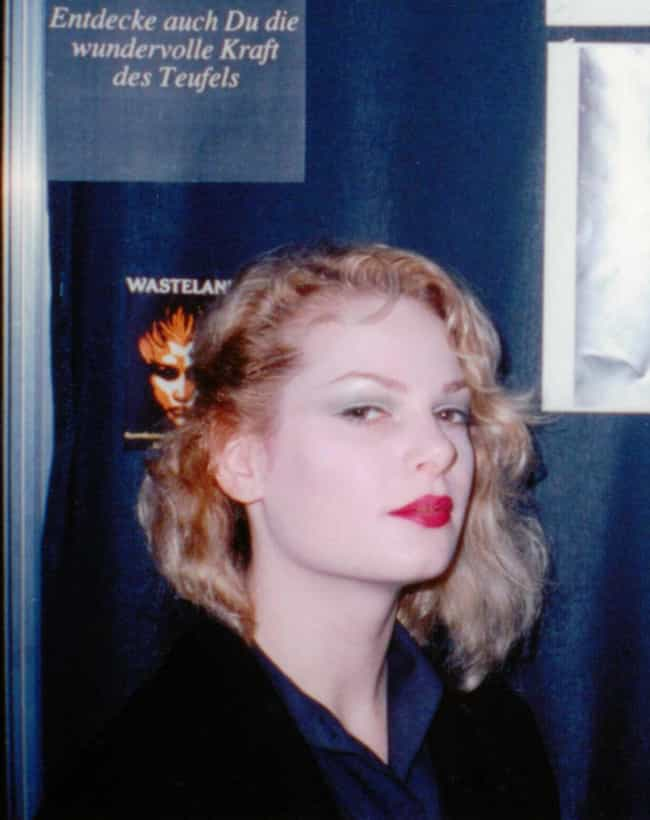 Swift Looks A Lot Like LaVey is listed (or ranked) 1 on the list There's An Insane Conspiracy Theory That Taylor Swift Is The Clone Of A Former Satanic Leader
