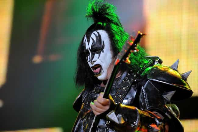 The Band Was Supposedly Kicked... is listed (or ranked) 11 on the list KISS Stories That Earn Them The Title Of
