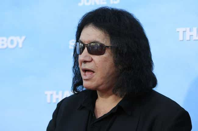 Gene Simmons Reportedly Had A ... is listed (or ranked) 12 on the list KISS Stories That Earn Them The Title Of