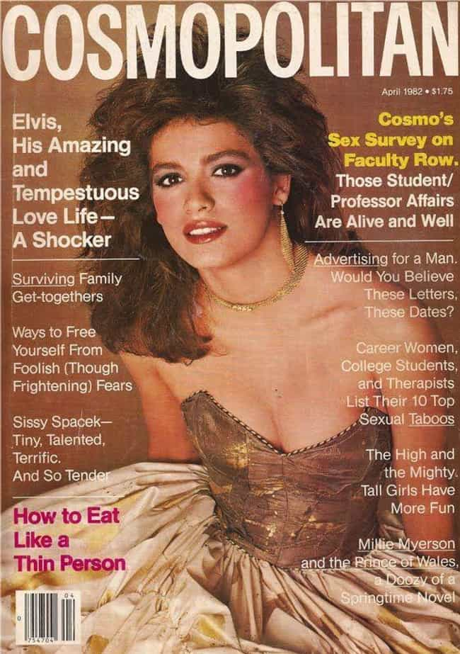A Photographer Hid Gia's T... is listed (or ranked) 2 on the list Gia Carangi Was The World's First Supermodel, But From Her Success, Her Life Ended In Tragedy