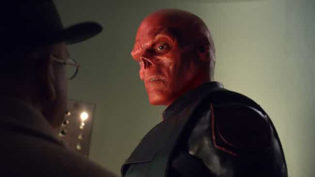 It Took Damon Nearly A Decade ... is listed (or ranked) 7 on the list This Mega-Fan Tattooed His Eyeballs And Surgically Removed His Nose To Look Just Like Red Skull