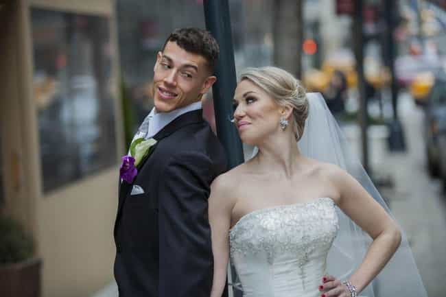 Jason Carrion And Cortney Hend... is listed (or ranked) 4 on the list What Happened To The Couples From 'Married At First Sight'?
