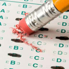 Standardized Testing is listed (or ranked) 12 on the list The Most Important Education Issues Today