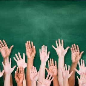 Civil Rights is listed (or ranked) 14 on the list The Most Important Education Issues Today