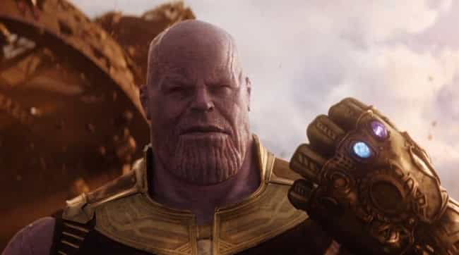 There's A Good Chance Thanos A... is listed (or ranked) 4 on the list Where Is The Soul Stone?