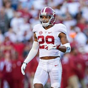 Minkah Fitzpatick is listed (or ranked) 5 on the list The Best Alabama Crimson Tide Football Players of All Time