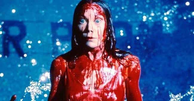 'Carrie' Contains A We... is listed (or ranked) 3 on the list Proof Stephen King Is Secretly The Most Inspirational, Hopeful Writer Of Our Time