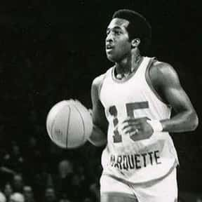 Butch Lee is listed (or ranked) 5 on the list The Greatest Marquette Basketball Players of All Time