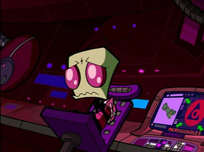 Zim Isn't An Idiot But Jus... is listed (or ranked) 2 on the list Invader Zim Fan Theories