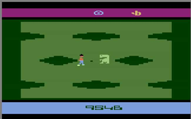 'E.T.' Was The First Licensed ... is listed (or ranked) 3 on the list How Nearly 1 Million Unsold Atari Games Ended Up In A Landfill In New Mexico