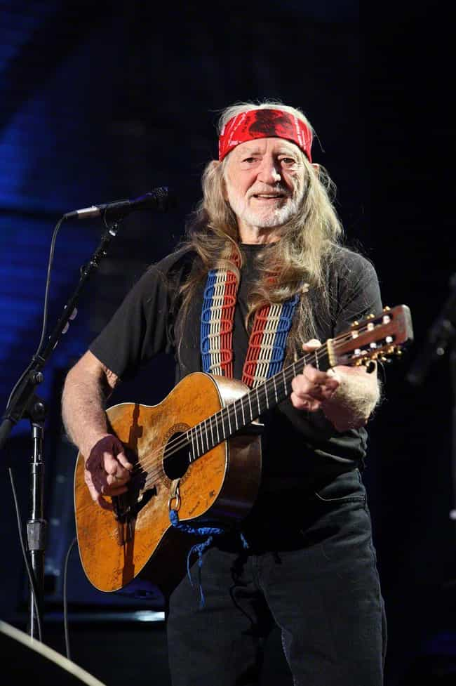 He Walked Away From A Pl... is listed (or ranked) 1 on the list Insane Willie Nelson Stories That Are 100% True