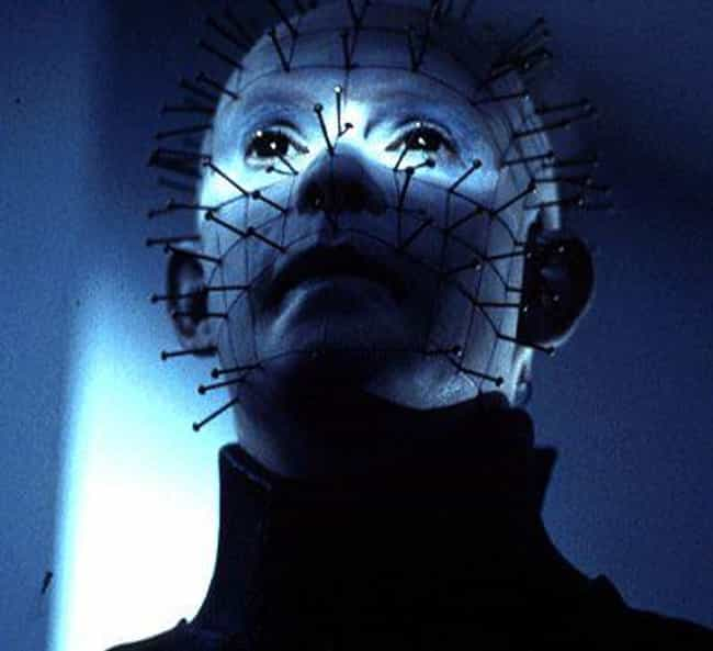 Pinhead Isn't Even His R... is listed (or ranked) 4 on the list The Strange And Elaborate Backstory Of Pinhead From 'Hellraiser'