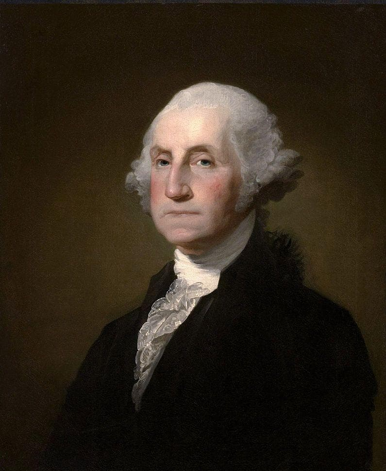 Random Things Of George Washington's Teeth Weren't Wooden At All - They May Have Been Teeth of Slaves