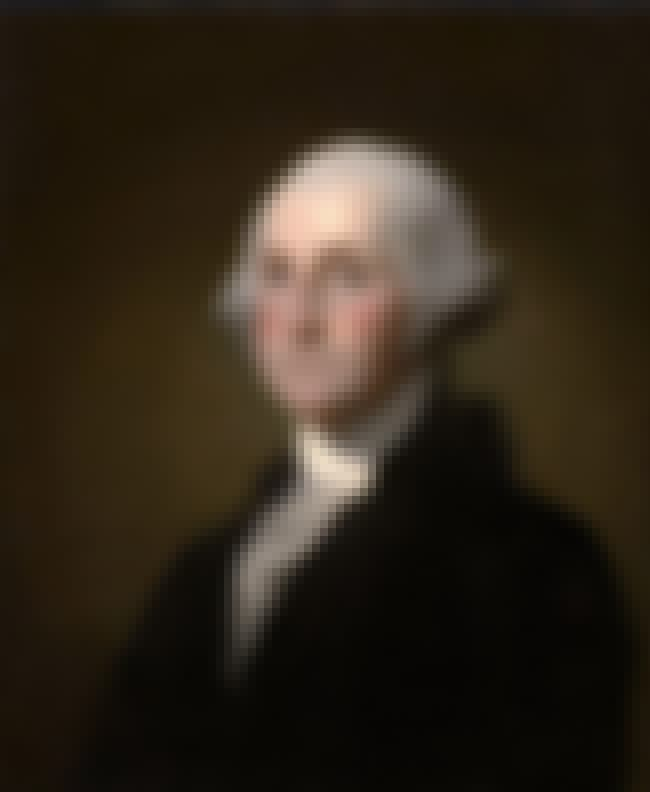 Washington's Smile Was Mad... is listed (or ranked) 1 on the list George Washington's Teeth Weren't Wooden At All - They May Have Been The Teeth of Slaves