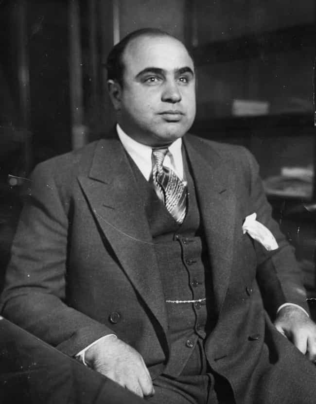 The Mafia In Prohibition Ameri... is listed (or ranked) 1 on the list What Era Would You Have Liked To Have Been A Mobster In?