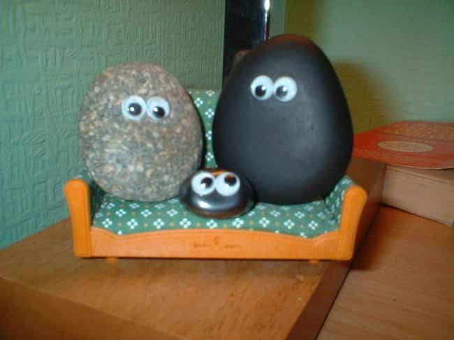 1975: Pet Rock is listed (or ranked) 1 on the list What Was The Biggest Toy The Year You Were Born?