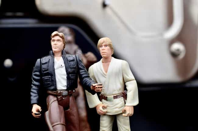 1977: 'Star Wars' Action Figur... is listed (or ranked) 3 on the list What Was The Biggest Toy The Year You Were Born?