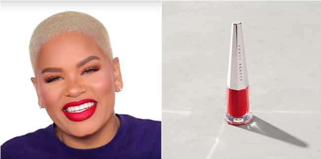 Alissa Ashley: Fenty Beauty St... is listed (or ranked) 1 on the list Lipsticks Your Favorite Beauty Gurus Are Obsessed With