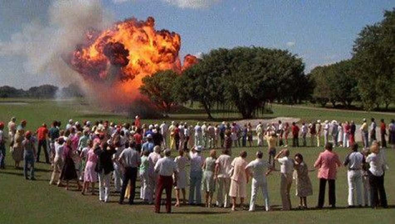 The 'Caddyshack' Crew Didn't Have Permission To Blow Up The Golf Course