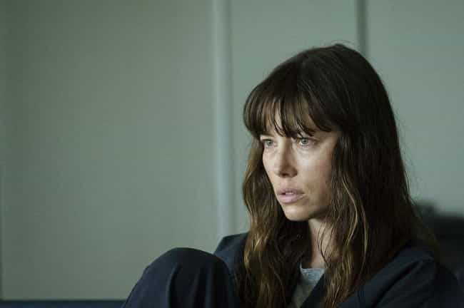 Her Series, 'The Sinner,&#... is listed (or ranked) 1 on the list What's Jessica Biel Up To These Days?