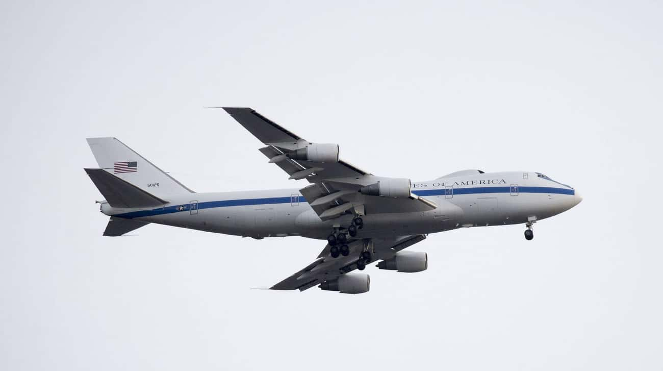 It's Expensive To Operate is listed (or ranked) 3 on the list The US Has Four Doomsday Planes And The Government Doesn't Like Talking About Them