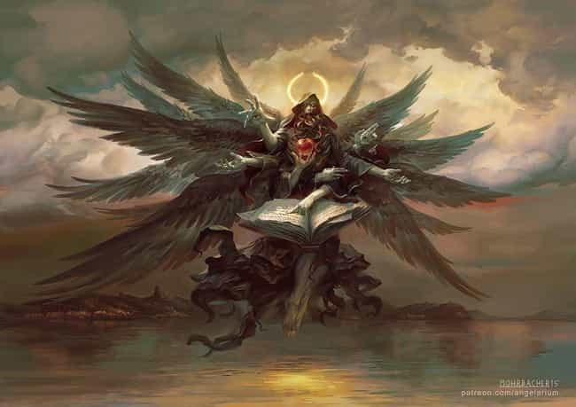 Azrael, Angel Of Death is listed (or ranked) 2 on the list This Artist Creates Otherworldly Angels That Take Sci-Fi To A Whole New Level