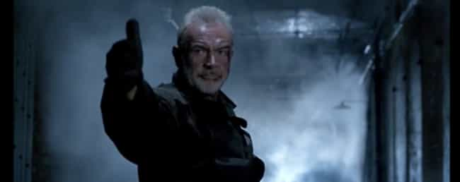 Sean Connery's Character I... is listed (or ranked) 1 on the list Action Movie Fan Theories That Change Everything