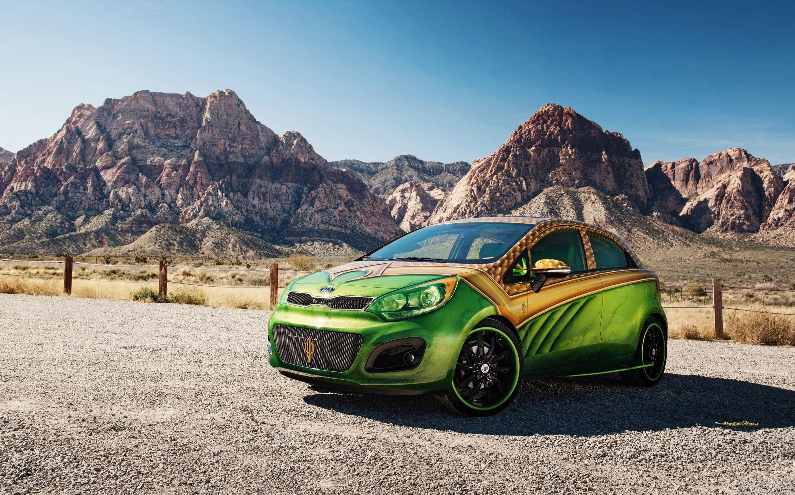 Image of Random Real Cars Inspired By Superheroes We Wouldn't Be Caught Dead In