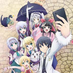 In Another World With My Smart is listed (or ranked) 14 on the list The Best Fantasy Anime on Hulu