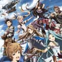 GRANBLUE FANTASY The Animation is listed (or ranked) 25 on the list The Best Fantasy Anime on Hulu