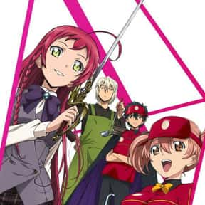 The Devil is a Part-Timer! is listed (or ranked) 15 on the list The Best Fantasy Anime on Hulu