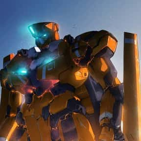 ALDNOAH.ZERO is listed (or ranked) 9 on the list The Best Science Fiction Anime on Hulu