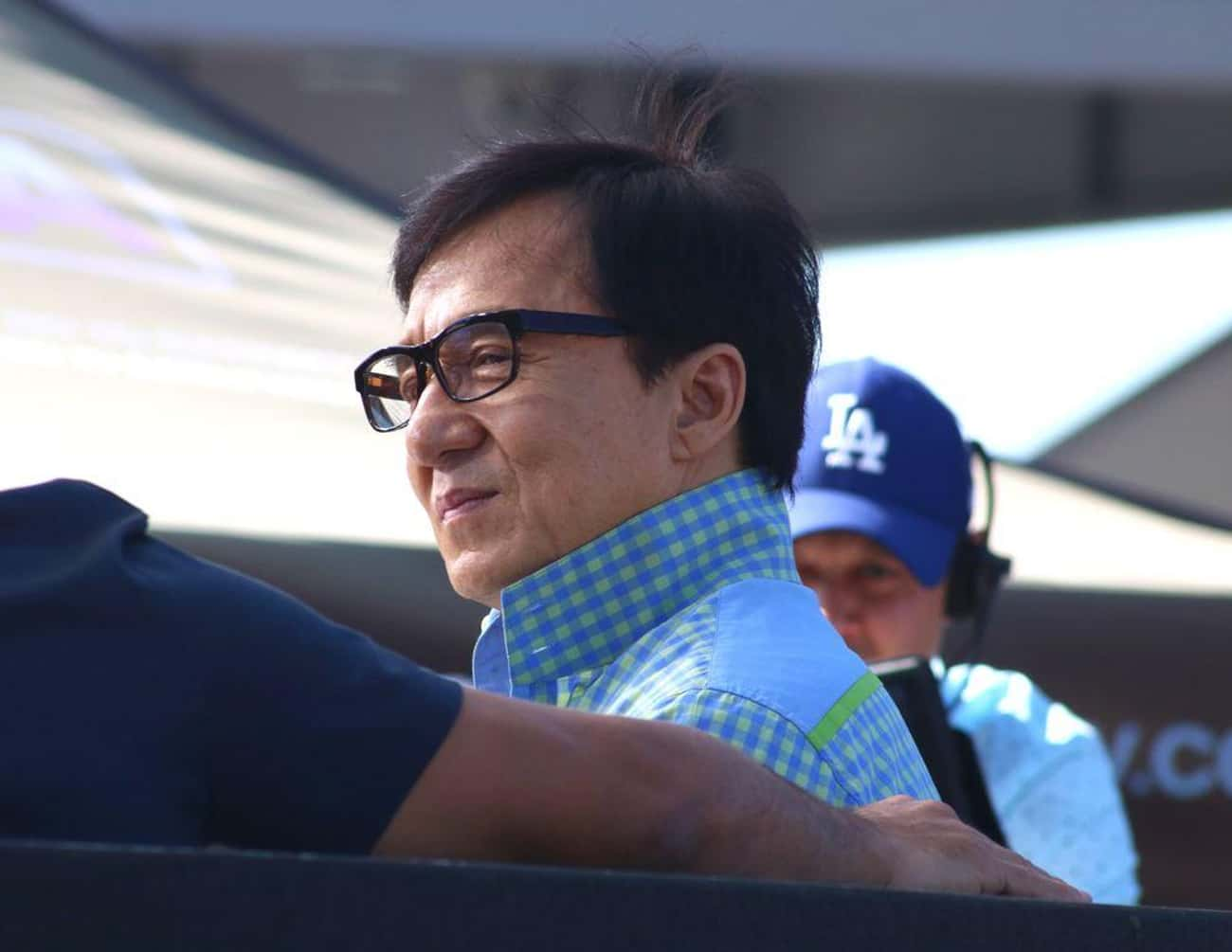 He Has A Child He Doesn't Ackn is listed (or ranked) 3 on the list Inside Jackie Chan's Storied Life And Career