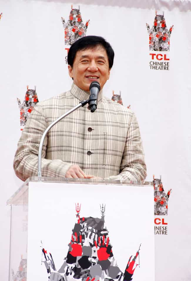 He Revealed Details About His ... is listed (or ranked) 4 on the list Inside Jackie Chan's Storied Life And Career