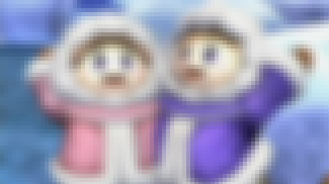 Gemini: Ice Climbers is listed (or ranked) 3 on the list Which Nintendo Character Are You Based On Your Zodiac Sign?