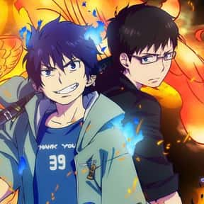Blue Exorcist Kyoto Saga is listed (or ranked) 9 on the list The Best Comedy Anime on Hulu