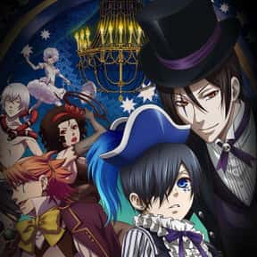 Black Butler: Book of Circus is listed (or ranked) 13 on the list The Best Comedy Anime on Hulu