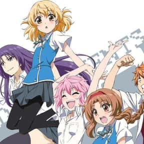 D-Frag! is listed (or ranked) 18 on the list The Best Comedy Anime on Hulu