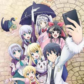 In Another World With My Smart is listed (or ranked) 15 on the list The Best Comedy Anime on Hulu