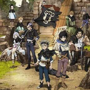 Black Clover is listed (or ranked) 11 on the list The Best Comedy Anime on Hulu