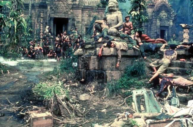 Set Designers Planned To... is listed (or ranked) 1 on the list The Behind The Scenes Madness Of 'Apocalypse Now' Was Even More Hellish Than You Thought