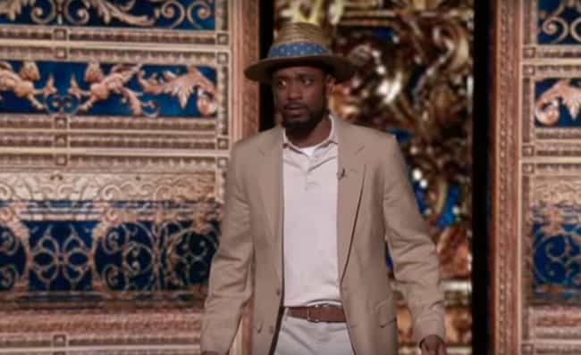 Lakeith Stanfield Running Out ... is listed (or ranked) 3 on the list The Most Painfully Awkward Moments From The 2018 Oscars