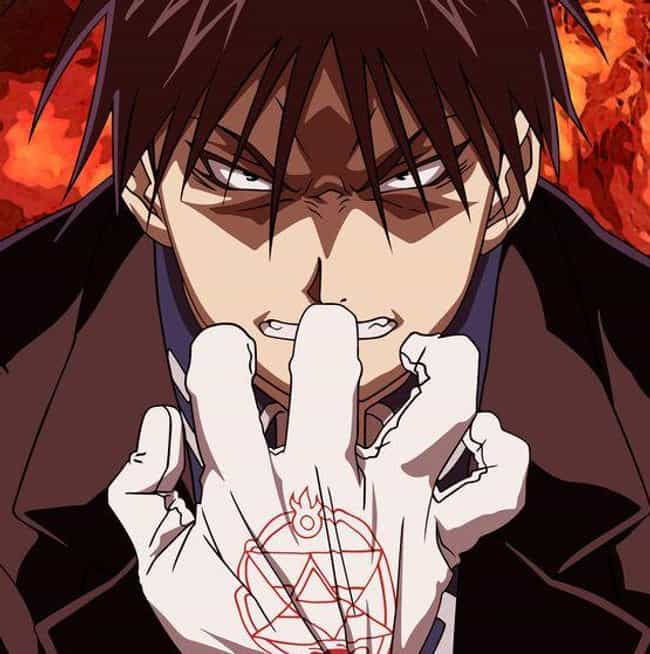 It's Not Checkmate Yet is listed (or ranked) 1 on the list The Best Roy Mustang Quotes